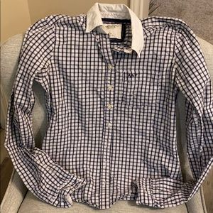Abercrombie and Fitch woman's XS button down